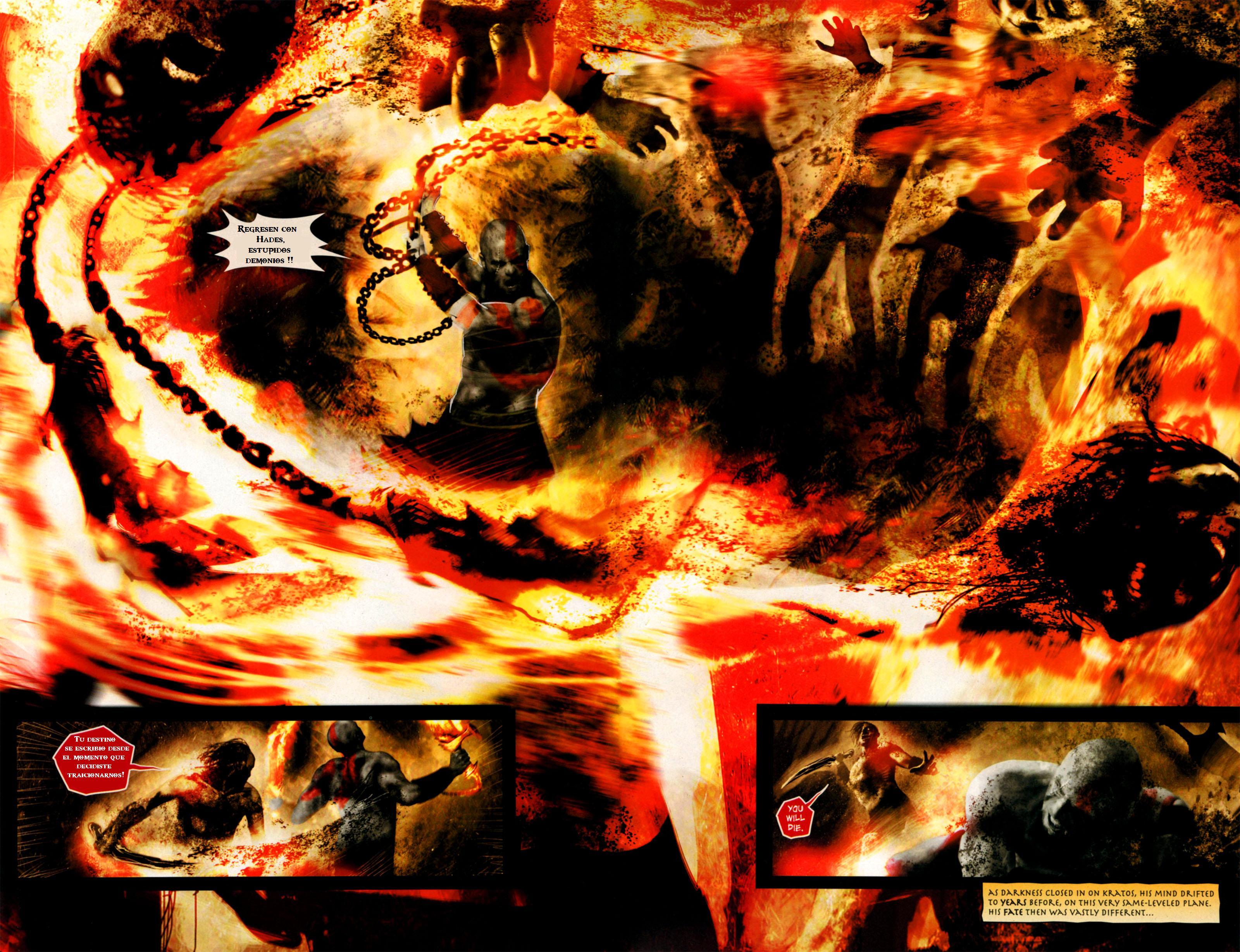 comic God of war volumen 4 » God Of War #4 (03)